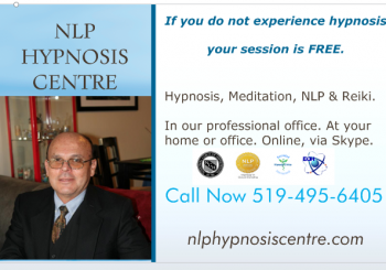 Who is the best Hypnotherapist in London, Ontario. Canada?
