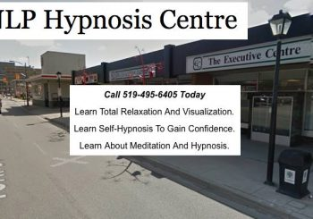 NLP Hypnosis Centre. 151B York St., London, Ontario. Canada